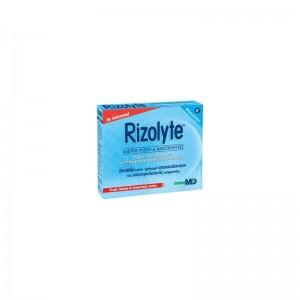 Intermed Rizolyte 6 sachets Αλευρο Ρυζιου & Ηλεκτρολυτες.Διαρροια βρεφη,παιδια,ενηλικες