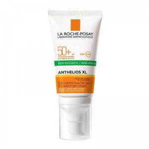 La Roche Posay Anthelios Anti-brillance SPF 50+ Αντηλιακή Gel Κρέμα Προσώπου για Ματ Αποτέλεσμα, 50ml