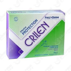 FrezyDerm Crilen  Wipes 20pcs