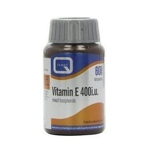 QUEST Vitamine E 400 I.U. 60caps