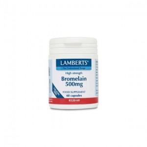Lamberts Bromelain 500mg 60caps