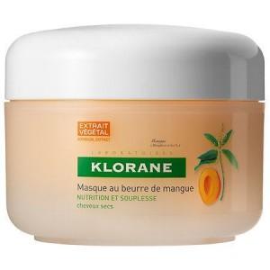 Klorane Masque Mangue Επανορθωτική μάσκα με Εκχύλισμα από Μάνγκο 200ml