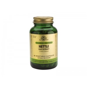 Solgar Nettle Leaf Extract , 60 Vegetable Capsules