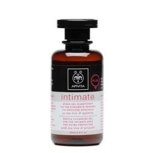 Apivita Intimate Care Cleansing Gel & Για επιπλέον Προστασία& Με Tea Tree & Προπολη 200ml