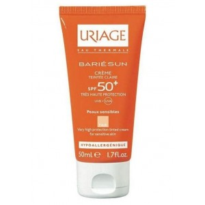 Uriage Bariesun Claire Tinted Cream SPF50+ 50 ml