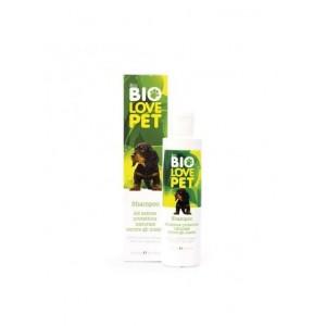 Bio Love Pet Shampoo Anti-moustiques 250ml,Σαμπουάν με αντιπαρασιτικό 250ml