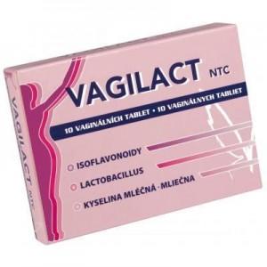 Epsilon Health Vagilact NTC 10 κολπικα δισκια