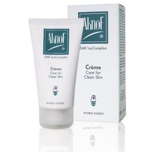 Inpa Aknof Creme Care for Clean Skin Κρέμα 50ml