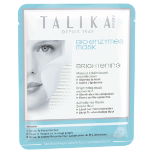 Talika Bio-Enzymes Mask Brightening Μασκα Λαμψης 20gr 1 τμχ