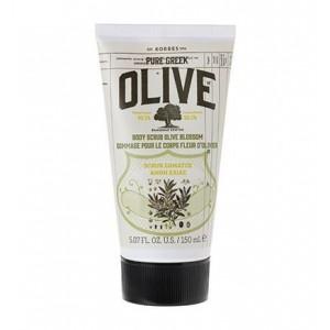 Korres Pure Greek Olive Body Scrub Olive Blossom Απολεπιστικό Σώματος με Άνθη Ελιάς, 150ml