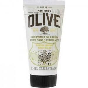 Korres Pure Greek Olive Hand Cream Olive Blossom Ενυδατική Κρέμα Χεριών με Άνθη Ελιάς, 75ml