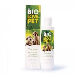 Bio Love Pet Shampoo for all types 250ml,Σαμπουάν για κουταβακια με βιολογικά συστατικά