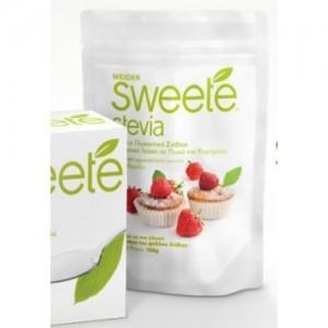 Sweete Στέβια Υποκατάστατο Ζάχαρης με Στέβια, 150 gr