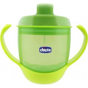 Chicco Κύπελλο 12m+ 180ml (006824 500) Πρασινο