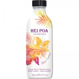 HEI POA Monoi Oil Vanilla Λάδι Σώματος & Μαλλιών με Άρωμα Βανίλια (100ml)