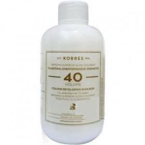 Korres Abyssinia Superior Gloss Colorant Ενεργοποιητής Χρώματος 40 Βαθμών, 150ml