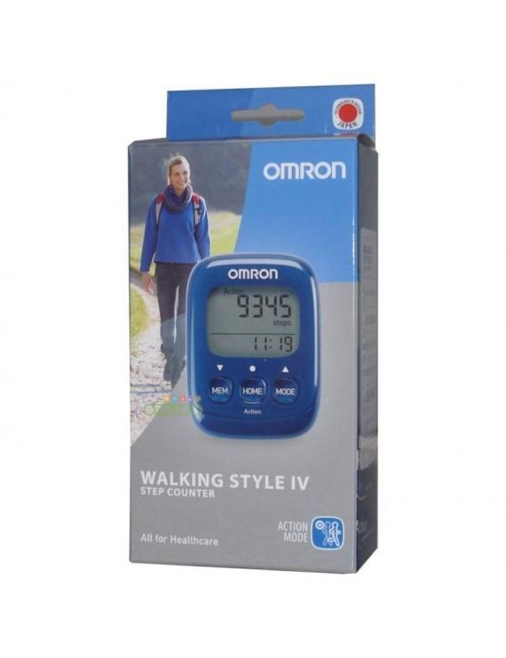 OMRON Walking Style IV (Ψηφιακός Θερμιδομετρητής Βηματομετρητής)