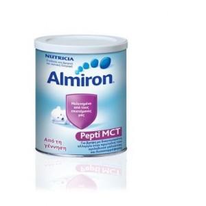 Almiron Pepti MCT Eιδικό Γάλα για μωρά με διατροφικές ενοχλήσεις 450gr