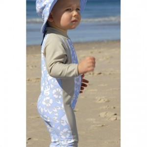 Sun Protection Αντηλιακό Κορμάκι No 2 Με Μακρύ Μανίκι 12-24 Μηνών