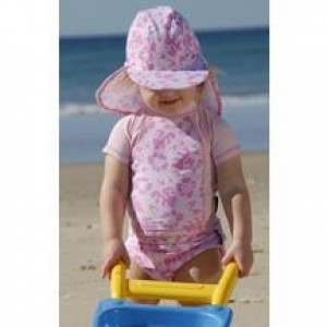 Sun Protection Αντιηλιακή Μπλούζα Με Κοντό Μανίκι 6-12 Μηνών