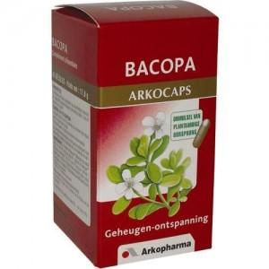 Arkopharma Arkocaps Bacopa 45 κάψουλες