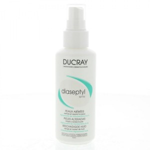 Ducray Diaseptyl Spray,125ml :Αντισηπτικό