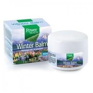 Power Health Winter Balm Με αιθερια ελαια Ευκαλυπτου,Κεδρου 50 gr