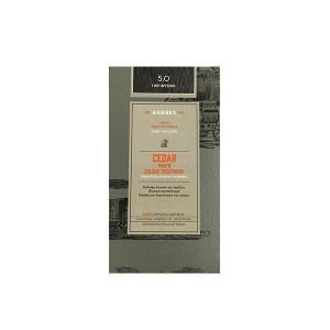Korres Cedar Ανδρική Βαφή Μαλλιών 5.0 Γκρι Φυσικό