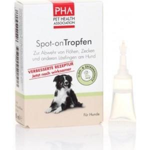 ΡΗΑ Αντιπαρασιτικές Αμπούλες για Σκύλους - 8 ml