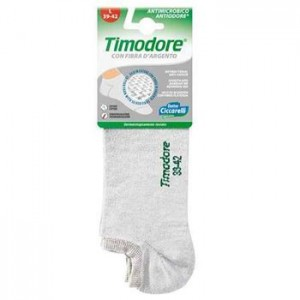 Aποσμητικές κάλτσες ποδιών Timodore Con Fibra D'argento M(35-38)