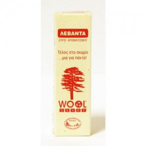 Wool Saver WOOL SAVER SPRAY ΜΕ ΛΕΒΑΝΤΑ 10ML