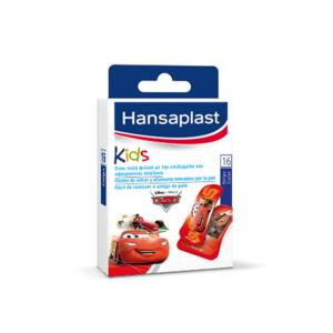 HANSAPLAST - KIDS Παιδικά Επιθέματα Disney Cars - 16τεμ.