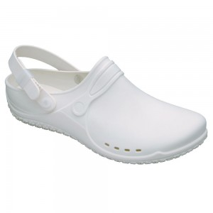 DR. Scholl Clog Progress - White