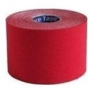 Master-Aid Ταινία κινεσιολογίας Sport tape Κόκκινο 5cmx5m