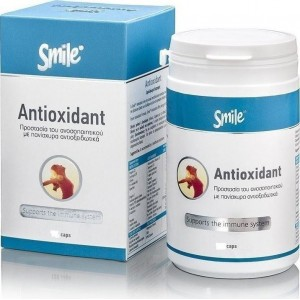 AM Health Smile Antioxidant ,60 caps