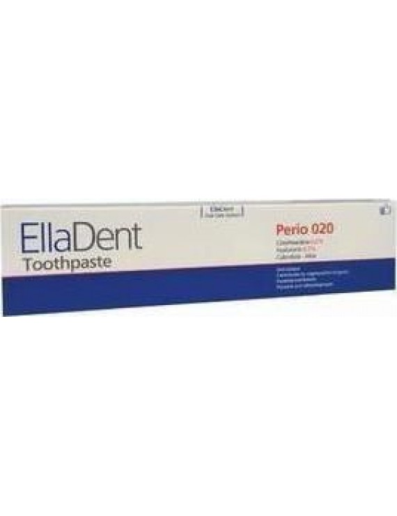 ELLADENT - Elladent Perio 020 Οδοντόκρεμα - 75ml