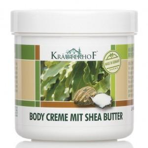 Kräuterhof κρεμα σώματος κρέμα με βούτυρο καριτέ 250 ml