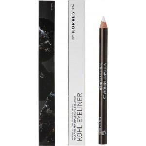 Korres Volcanic Minerals Kohl Eyeliner White 03