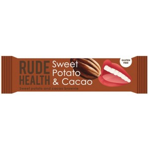 Rude Health Snack Γλυκοπατάτα & Cacao 35 gr