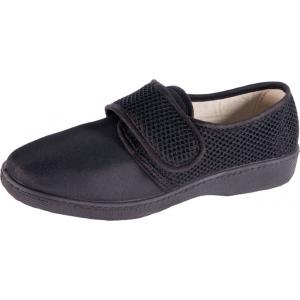 Sanitaire Γυναικεία Ανατομικά Παπουτσια Μαύρο 2206