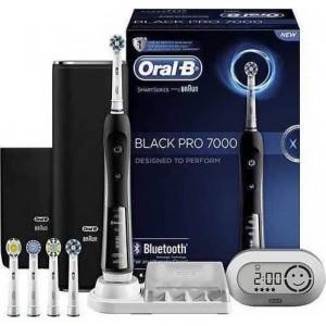 Oral-B Black 7000 Ηλεκτρική Οδοντόβουρτσα