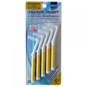 INTERMED Chlorhexil Interdental Brushes SSS 0,7mm 5 τμχ