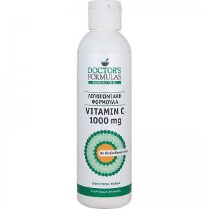 Doctor's Formulas VITAMIN C 1000mg Λιποσωμιακή Φόρμουλα, 150ml