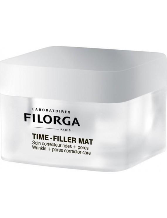 FILORGA Time Filler Mat 50ml (Κρέμα Απόλυτης Περιποίησης - Ρυτίδες & Πόροι)