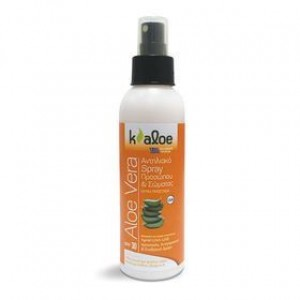 Kaloe Αντηλιακό Spray Προσώπου και Σώματος SPF +30 (150 ml)