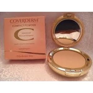 Coverderm Compact Powder για Λιπαρή Επιδερμίδα 10gr no.1A