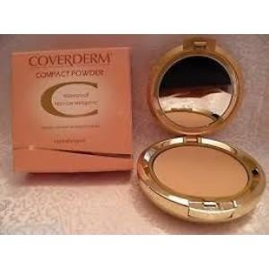 Coverderm Compact Powder για Κανονική Επιδερμίδα 10gr no.1