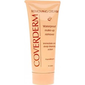 Coverderm Removing Cream 200ml, Ειδικη Κρεμα για Αμεσο και Βαθυ Καθαρισμο