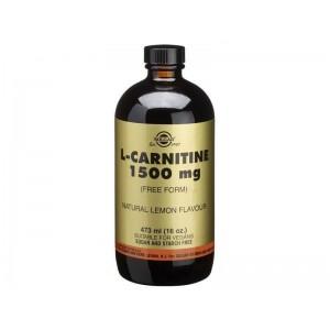 SOLGAR L-Carnitine 1500mg liquid 473ml