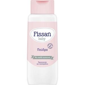 Fissan Baby Πούδρα 100gr Βρεφική πούδρα με απαλά συστατικά